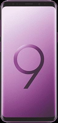 Téléphone Samsung Galaxy S9 Ultra Violet