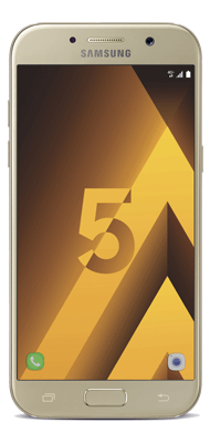 Téléphone Samsung Samsung Galaxy A5 2017 Or Comme Neuf