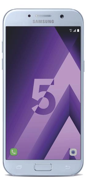 Téléphone Samsung Galaxy A5 2017 Bleu Comme Neuf