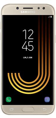 Téléphone Samsung Galaxy J5 2017 or Comme Neuf