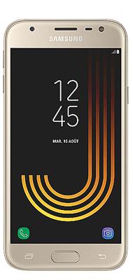 Téléphone Samsung Galaxy J3 2017 Or Comme Neuf