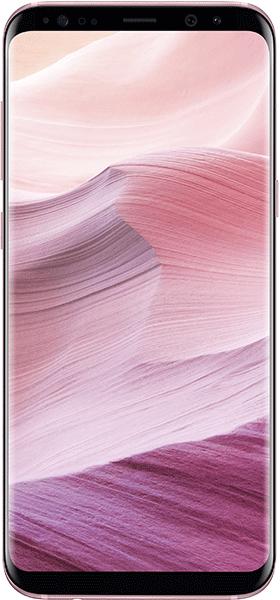 Téléphone Samsung Galaxy S8+ rose Comme Neuf