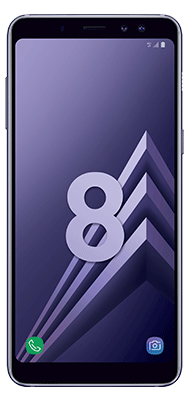 Téléphone Samsung Samsung Galaxy A8 orchid Comme Neuf