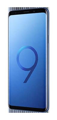 Téléphone Samsung Galaxy S9+ Bleu Corail Comme Neuf