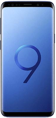 Téléphone Samsung Samsung Galaxy S9 Bleu Corail Comme Neuf