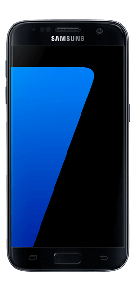 Téléphone Samsung Samsung Galaxy S7 noir Très bon état