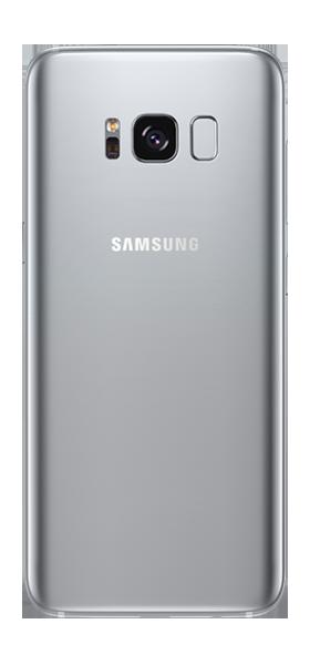 Téléphone Samsung Samsung Galaxy S8+ Artic Silver Très bon état