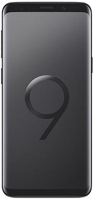 Téléphone Samsung Samsung Galaxy S9 Noir Très bon état