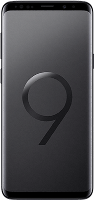 Téléphone Samsung Galaxy S9+ Noir Très bon état