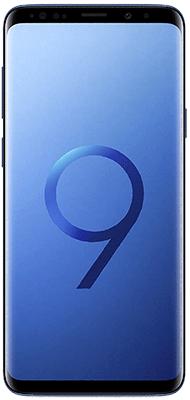 Téléphone Samsung Samsung Galaxy S9+ Bleu Corail Très bon état