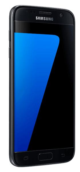 Téléphone Samsung Galaxy S7 noir Bon état