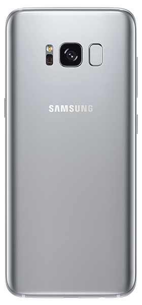 Téléphone Samsung Samsung Galaxy S8 Artic Silver Bon état