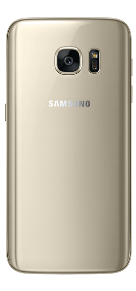 Téléphone Samsung Galaxy S7 or Bon état