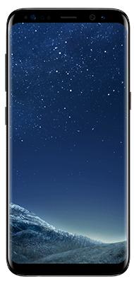 Téléphone Samsung Galaxy S8+ Midnight Black Bon état