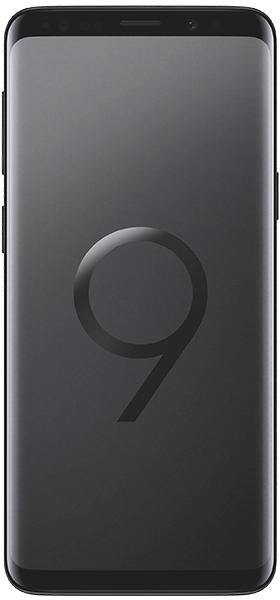 Téléphone Samsung Galaxy S9 Noir Bon état