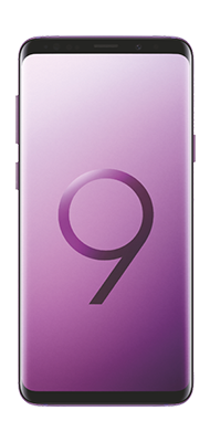 Téléphone Samsung Galaxy S9+ Ultra Violet Bon état