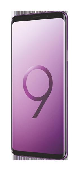 Téléphone Samsung Samsung Galaxy S9+ Ultra Violet Bon état