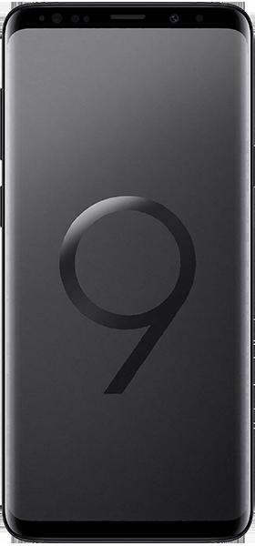 Téléphone Samsung Galaxy S9+ Noir Bon état