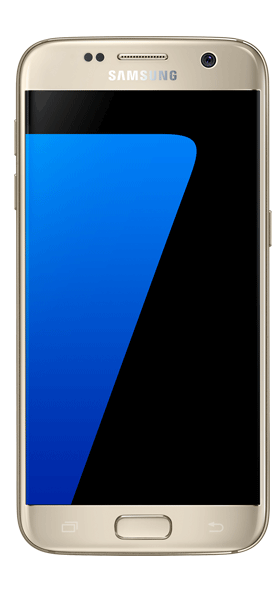 Téléphone Samsung Galaxy S7 or Etat correct