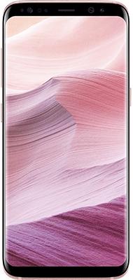 Téléphone Samsung Samsung Galaxy S8 rose Etat correct