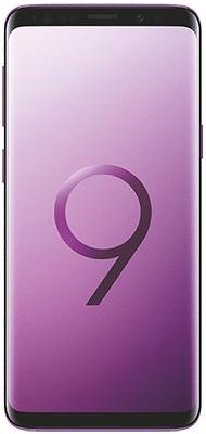 Téléphone Samsung Galaxy S9 Ultra Violet Etat correct