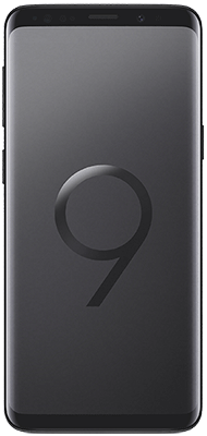 Téléphone Samsung Samsung Galaxy S9 Noir Etat correct