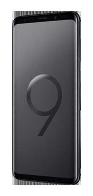 Téléphone Samsung Galaxy S9+ Noir Etat correct