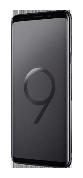 Téléphone Samsung Samsung Galaxy S9+ Noir Etat correct