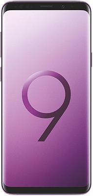 Téléphone Samsung Galaxy S9+ Ultra Violet état correct