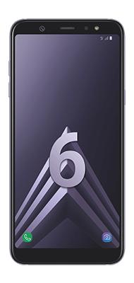 Téléphone Samsung Galaxy A6+ Bleu DS