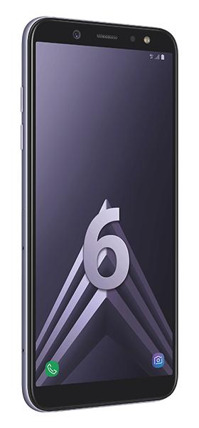 Téléphone Samsung Galaxy A6 Bleu DS