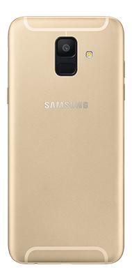 Téléphone Samsung Galaxy A6 Or DS