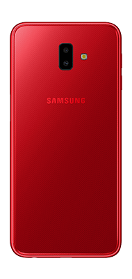 Téléphone Samsung Galaxy J6+ Rouge