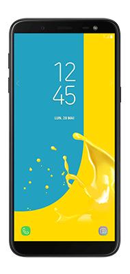 Téléphone Samsung Galaxy J6 Noir