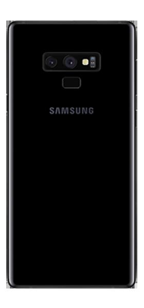 Téléphone Samsung Galaxy Note 9 Noir Bon état
