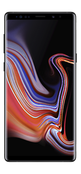 Téléphone Samsung Galaxy Note 9 Noir Très bon état