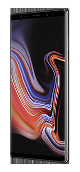 Téléphone Samsung Galaxy Note 9 Noir état correct