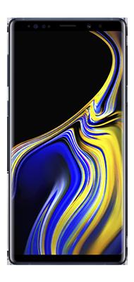 Téléphone Samsung Galaxy Note 9 Bleu Comme Neuf