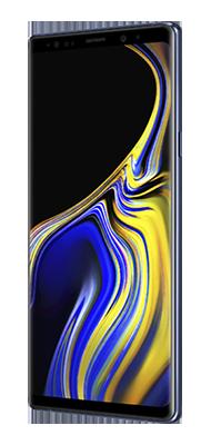 Téléphone Samsung Samsung Galaxy Note 9 Bleu Très bon état