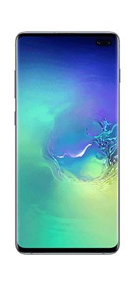 Téléphone Samsung Samsung Galaxy S10 Plus Vert DS