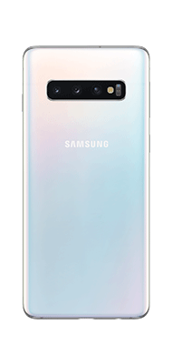 Téléphone Samsung Samsung Galaxy S10 Blanc DS