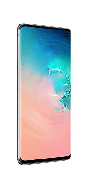 Téléphone Samsung Galaxy S10 Blanc DS