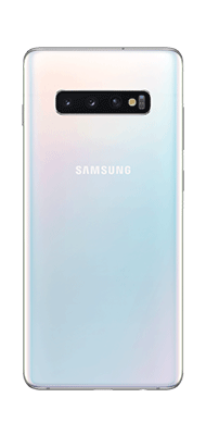 Téléphone Samsung Samsung Galaxy S10 Plus Blanc DS