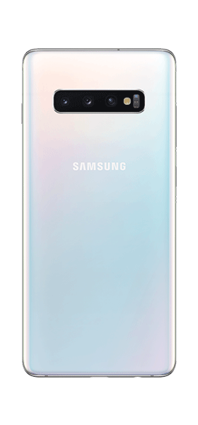 Téléphone Samsung Galaxy S10 Plus Blanc DS
