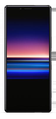 Téléphone Sony Xperia 1 Noir