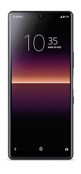 Téléphone Sony Sony Xperia L4 Noir