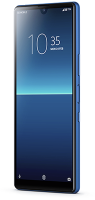Téléphone Sony Sony Xperia L4 Bleu