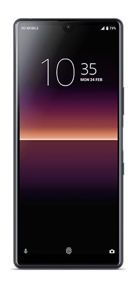 Téléphone Sony Sony Xperia L4 Noir 29EUR + Carte SIM 10EUR