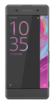 T�l�phone Sony Xperia XA Noir