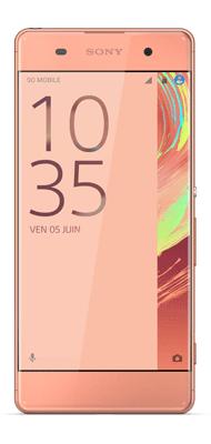 Téléphone Sony Xperia XA Rose